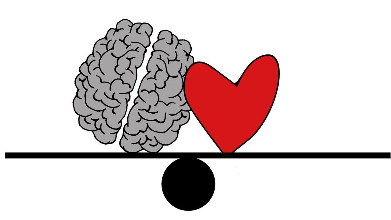 agire di testa o di cuore